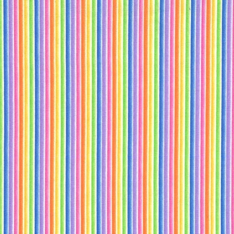 Over The Rainbow Fat Quarter
