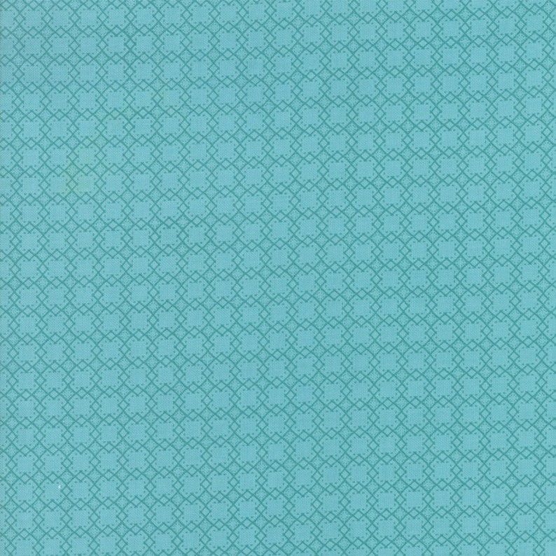 Taupe and Teal by Lella Boutique for Moda Fabrics Sage Rose Charcoal Bloomington Mini Latice