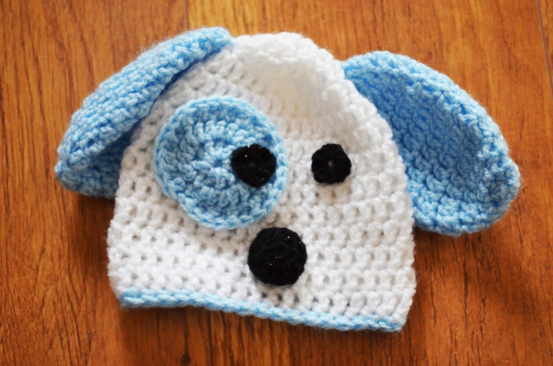 f3595ad382923 Premature baby boy crochet hat