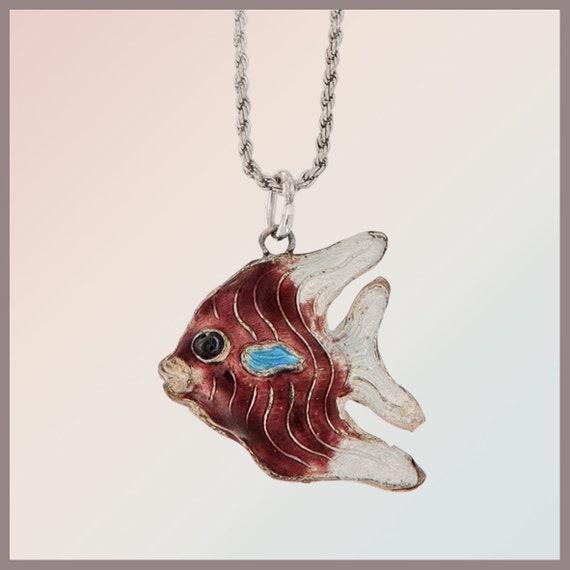 CORDELS charm-pendant little fish