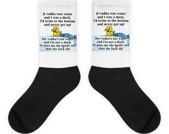 6464b5632 Duck socks
