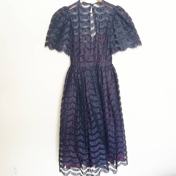 XS Vintage William Pearson Prom or Occasion Dress