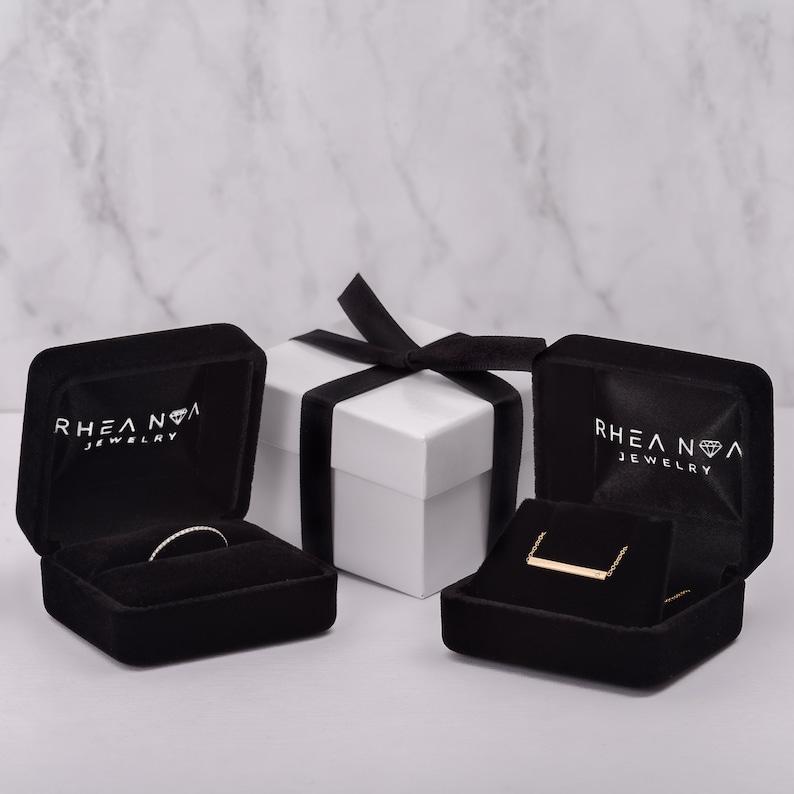 14k Gold Diamond Bezel Bracelet
