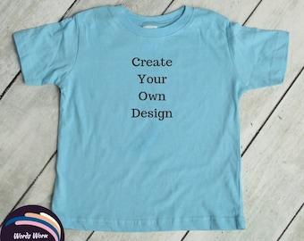 e742b2bea613 Create Your Own Design Child Shirt