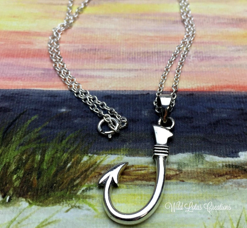 Sterling Silver One Sided Starfish Necklace