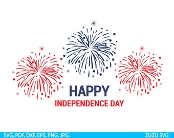 fireworks svg independence day svg fireworks cut file 4th of july svgus flag svg distressed flag svg us flag clipart american flag