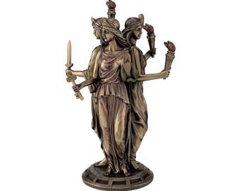 ecate statua  Statua ecate   Etsy