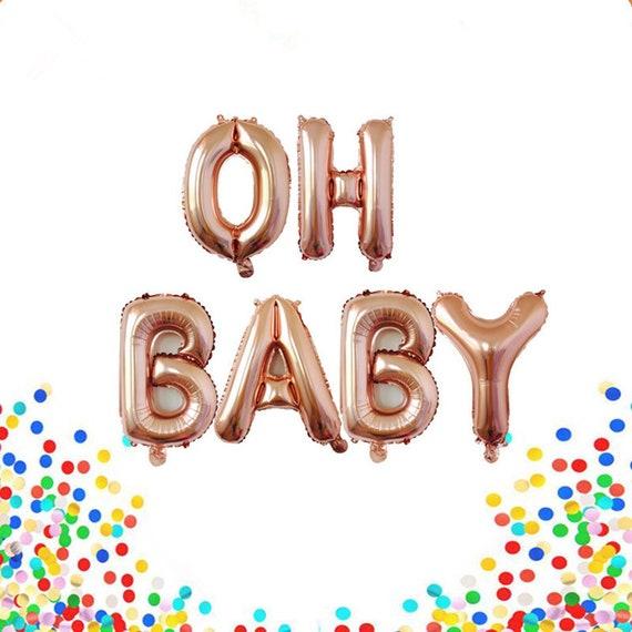 """CHRISTENING Foil Balloons 16/"""" ROSE GOLD Decor Balloon /""""/""""UK SELLER/""""/"""""""