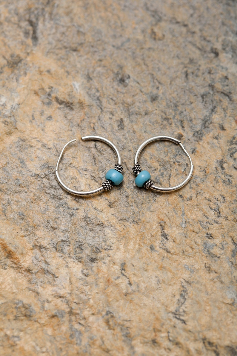 Gift for Her Stunning  925 Sterling Silver Earrings -Free Shipping