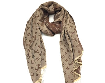 Louis vuitton scarf  a387e43e2eb
