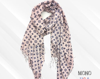 bd3ae724fb39 LOUIS VUITTON Inspired Shawls
