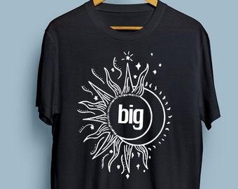 f02d98499 Moon Sorority Shirts, Big Little Shirts, Sorority Big Little Reveal, Big  Little T-Shirts, Custom Big Little Shirts