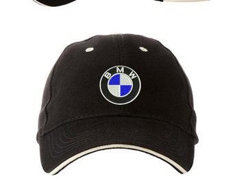 BMW Baseball cap Embroidered hat unisex Auto Logo car 045bb967e44