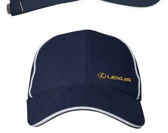 c869ce8b Lexus Baseball cap Embroidered hat unisex Auto Logo car
