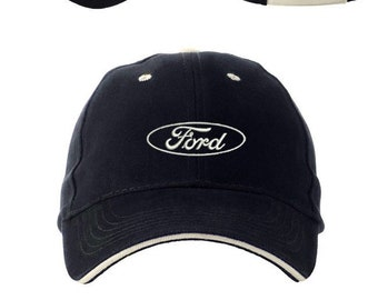 7203c33b1eea42 Ford Baseball cap Embroidered hat unisex Auto Logo car