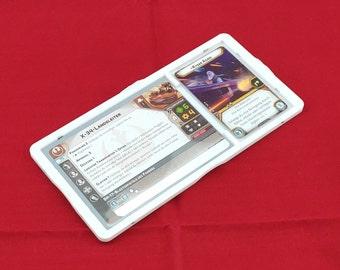 Tray V2 for sleeved cards (Star Wars: Legion)