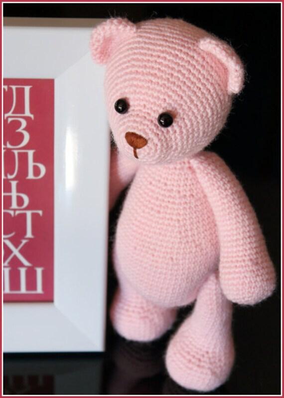 Peluche adorabile orso amigurumi uncinetto schemi gratis nel 2020 ... | 797x570