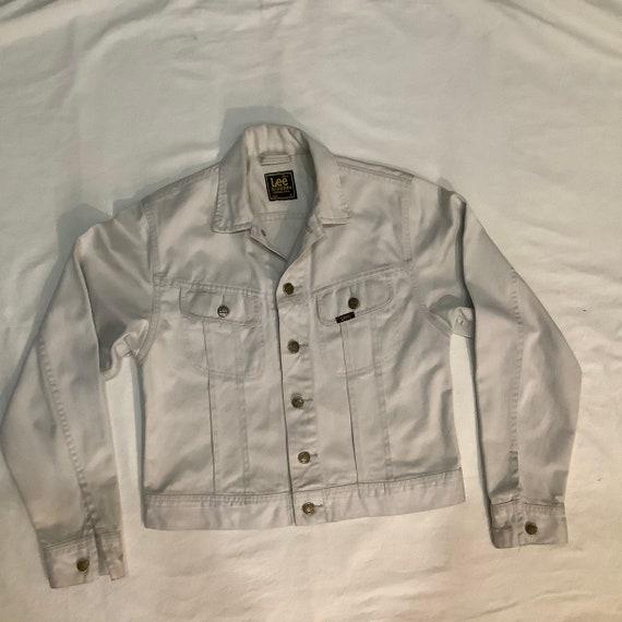 Vintage Lee riders sateen jacket S