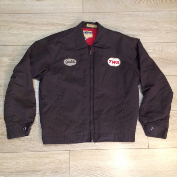 Vintage workwear jacket TWA