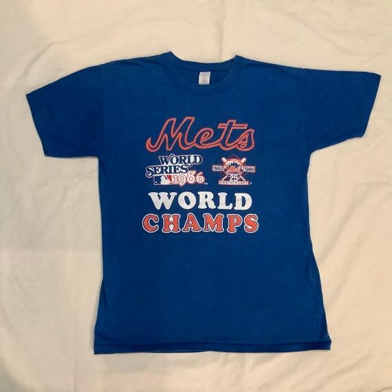 Vintage METS tee shirt