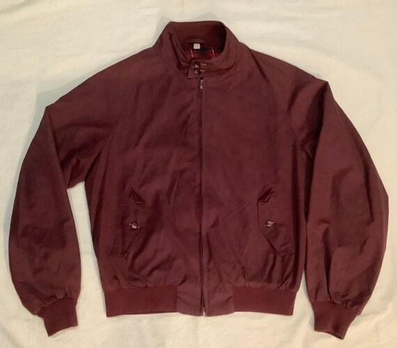 Vintage baracuta jacket