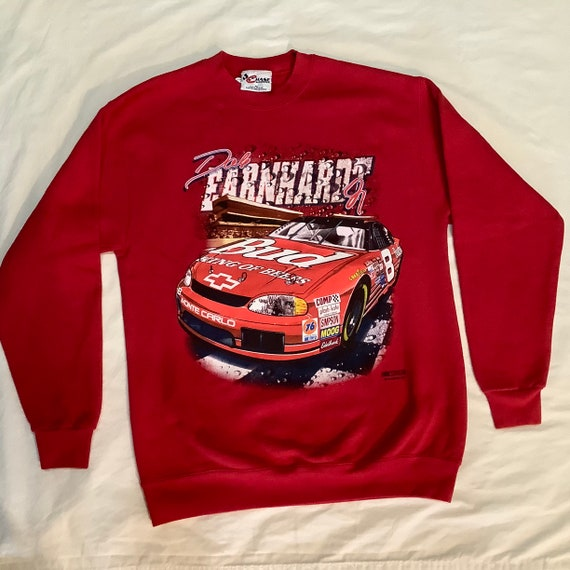 Vintage NASCAR sweat-shirt M