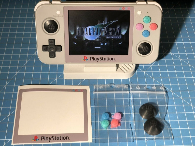 Pre Order shipped the 15 March. RG350 PSX Playstation Full Mod image 0