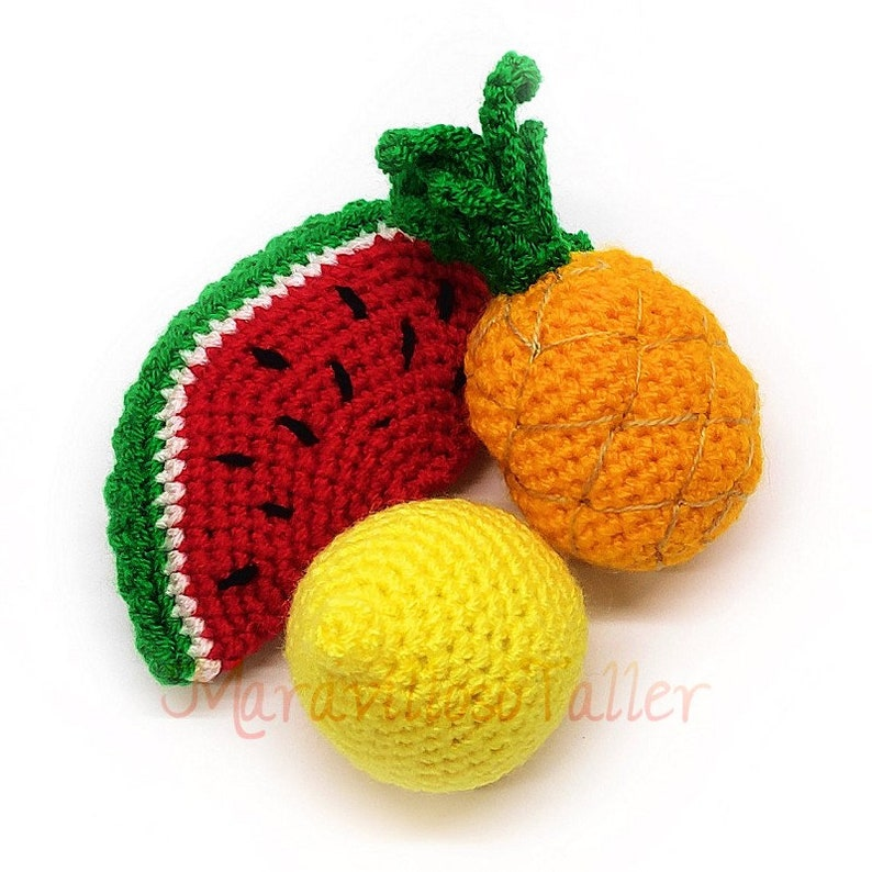 Play with Your Food: 40 Free Amigurumi Patterns to Crochet Today! | 794x794