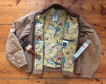 7814319d Carhartt duck jacket | Etsy