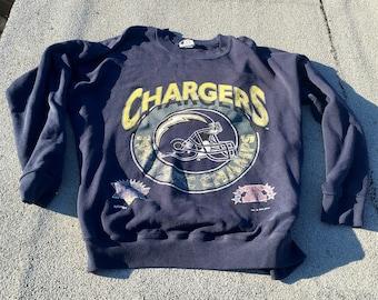 Vintage 90s SAN DIEGO CHARGERS afc Champions 1994 Sweatshirt xl b5e0fbfc5
