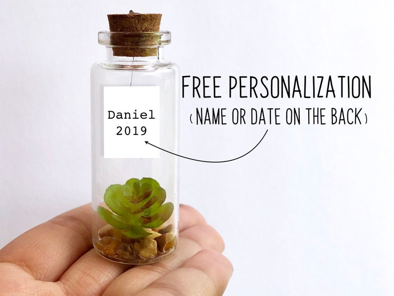 Friendship Gift Personalized for Friend Succulent Bestie Birthday BFF Life would suck without Best Friend Gift for Her Long Distance cute
