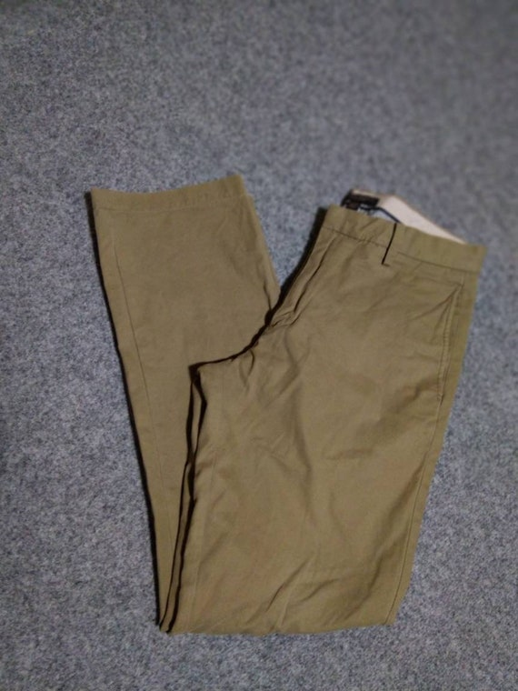 used banana republic pants vintage|men's|khaki| ca