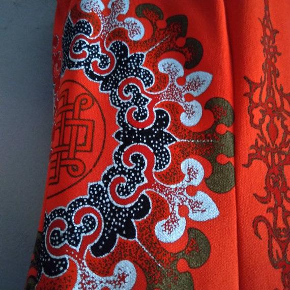 alfred shaheen california hawaii dress - era vinta