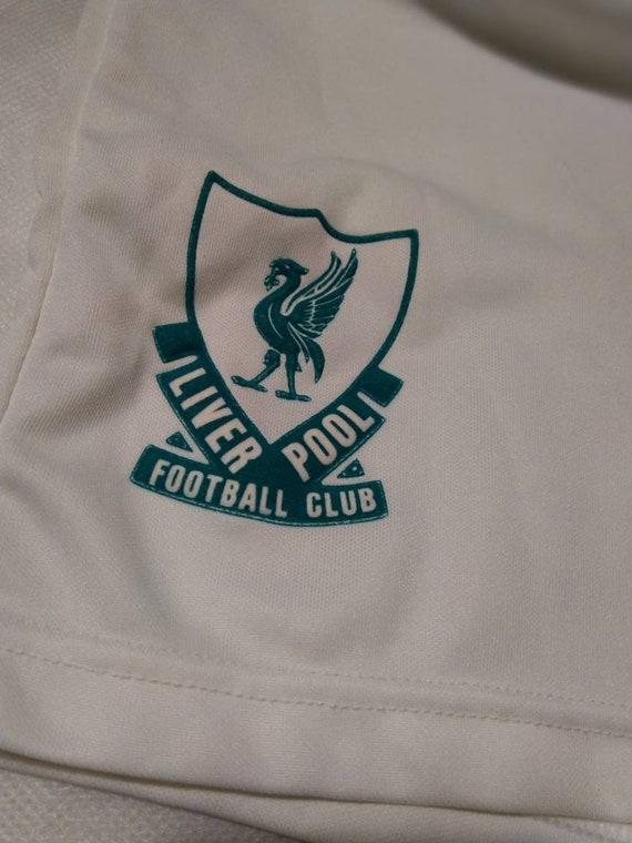 Gebrauchte Liverpool Shorts ShortsKlassische Weiß Fußball Grün Adidas Fc liverpool Vintage Club DW9Ie2YEH