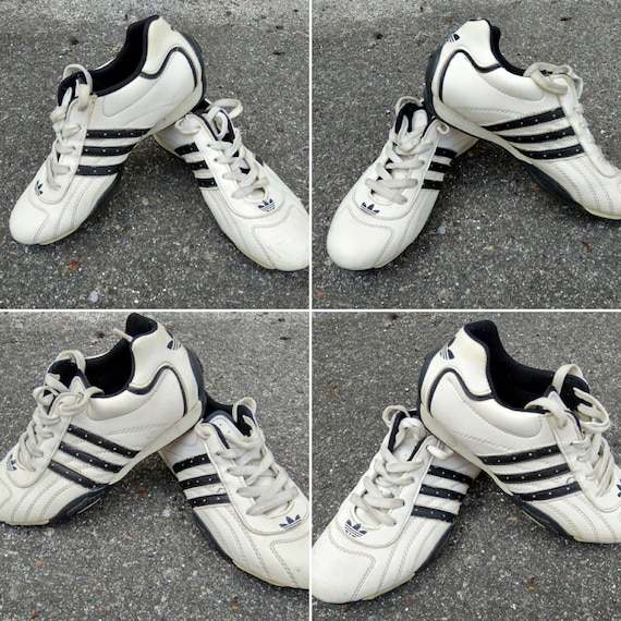 used team adidas goodyear trainers women's|adidas goodyear trainers white|adidas adi racer low goodyear trainers|us 9|lace up sneakers