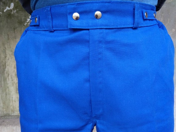 deadstock french chore pants vintage|men's|navy|f… - image 4