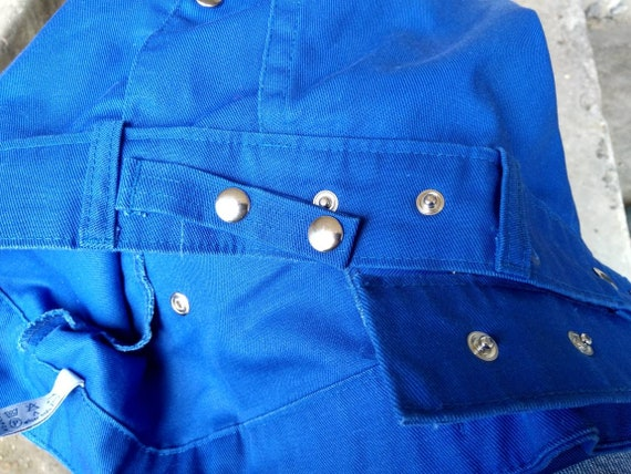 deadstock french chore pants vintage|men's|navy|f… - image 8