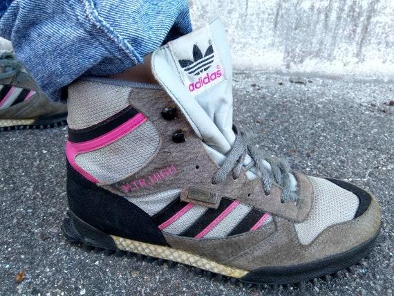 Vintage 80s adidas aditex shoesmarathon