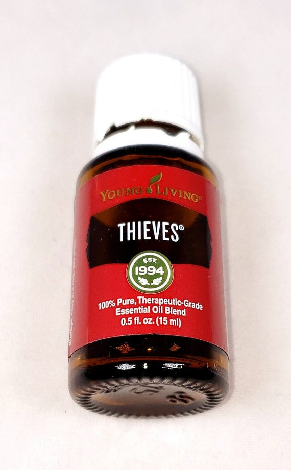 Young Living Thieves Essential Oil SAMPLE | Etsy
