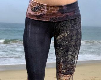 Kaleidescope Yoga Pants