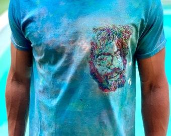 Mens Jam Tee Jerry Garcia Grateful Dead Deadhead Dancing Bears Tank Top Tee T-Shirt Hoodie Sweatshirt Zip