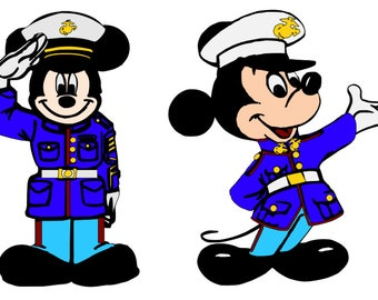 Marine Corps Minnie Ears