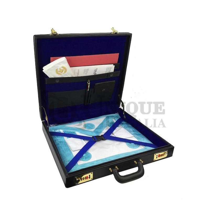 e5adb45b60 Masonic Regalia MM WM Apron Case MB018