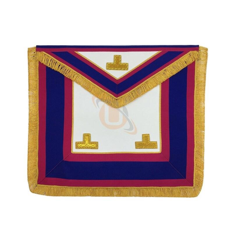 Masonic Regalia Royal Arch Provincial apron freemasons MA011 Aprons