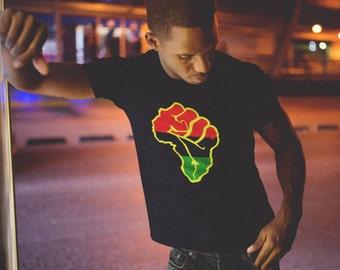 My Pride T-Shirt | Melanin Shirts | Black Pride Shirt | Unisex Black Shirt | Black History Shirt | Afrocentric T-Shirt