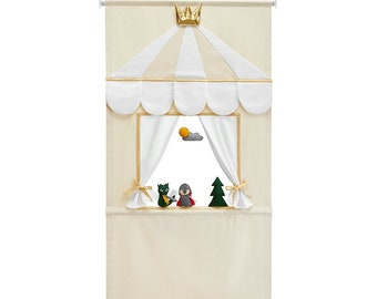New MAXI Fairy Tale SET puppet doorway theatre by MIMIKI