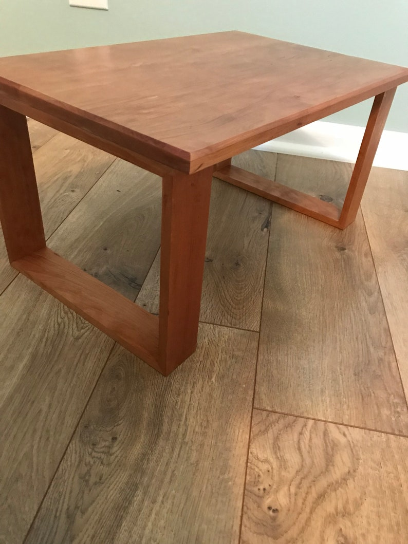 Fantastic Solid Cherry Lap Table Custom Dimensions Gmtry Best Dining Table And Chair Ideas Images Gmtryco