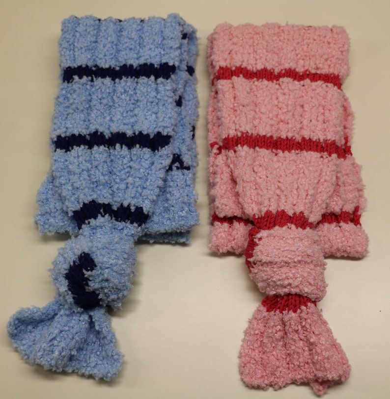 Scarf For Kids Microfiber Girl Boy 2 3 Usare Old Etsy