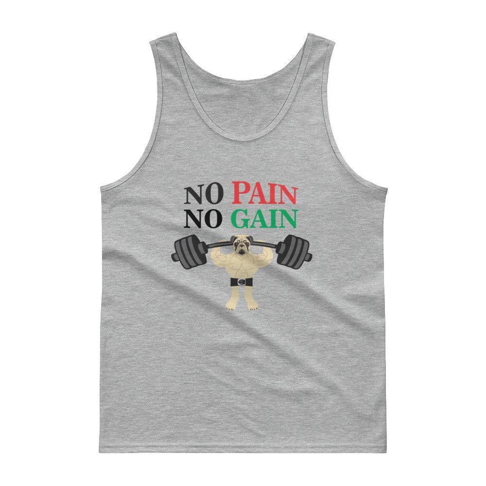 Rosy trésors CA Tank top sans douleur douleur sans Gain de No eb0b84