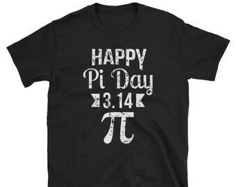 3213e9b2 Happy Pi Day 3.14 T-Shirt - Funny Math Lover - pi day gifts - Funny Math  Geek - Happy Pi Day tee - Pi Day Shirt